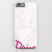 drive iPhone & iPod Cases featuring Drive by Matthew Bartlett