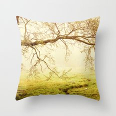 Horseshoe Trail Throw Pillow