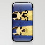 Evil Twin iPhone & iPod Skin