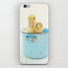 Duck Soup iPhone & iPod Skin