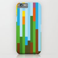 Rainforest Twilight iPhone 6 Slim Case