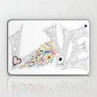 Sharing the love Laptop & iPad Skin