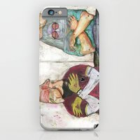 iPhone & iPod Case featuring Special Room II by Franck Chartron
