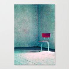 sesión Canvas Print