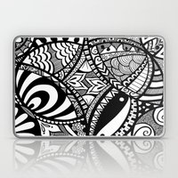 In The Tangle Laptop & iPad Skin