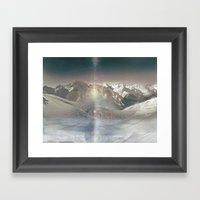DOMBAY Framed Art Print