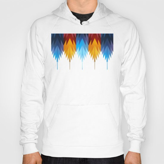 Navajo Fire & Ice Hoody