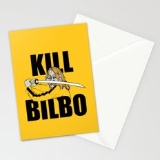 Kill Bilbo Stationery Cards