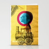 A Childhood Journey Betw… Stationery Cards