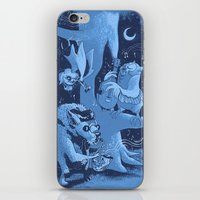 Children Of The Night iPhone & iPod Skin