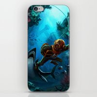 Deep Loot iPhone & iPod Skin
