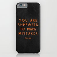 That's Life. iPhone 6 Slim Case