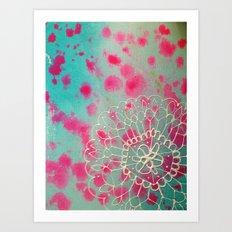 Doily I Art Print