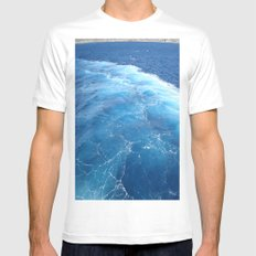 True colors White SMALL Mens Fitted Tee