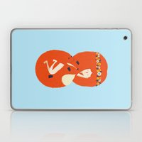 Foxy Lady Laptop & iPad Skin