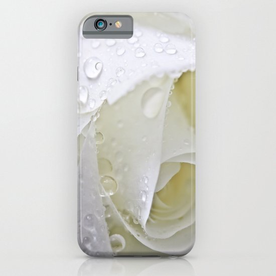 Crystal Rain iPhone & iPod Case