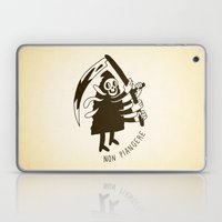 Non piangere Laptop & iPad Skin