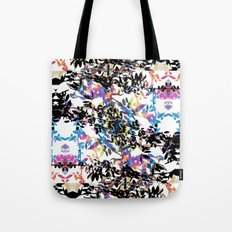 Rose Vine Ecstasy Tote Bag