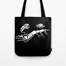 Father, Son, Holy Spirit Zooplankton Tote Bag