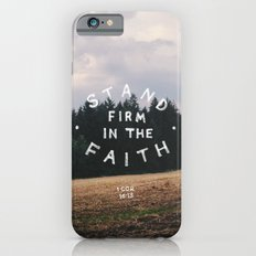 Stand Firm iPhone 6 Slim Case