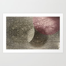 Orbservation 01 Art Print