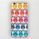 Power Owl iPhone & iPod Skin