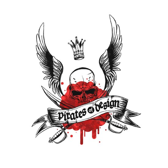 Pirates of Design Art Print