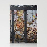 Salvador Street Art Stationery Cards