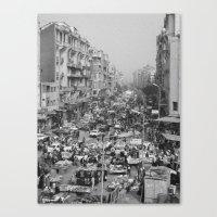 Cairo Canvas Print