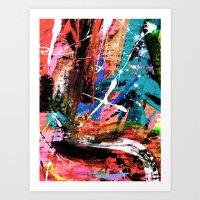 Untitled 29 Art Print