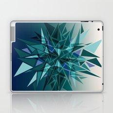 Cracked Icicles Laptop & iPad Skin