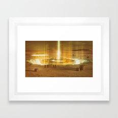 GATEKEEPERS (09.25.15)  Framed Art Print