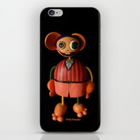 Fred Favolas iPhone & iPod Skin