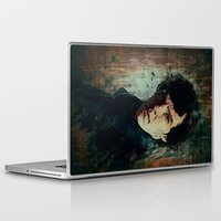 sherlock Laptop & iPad Skins featuring Sherlock by Sirenphotos