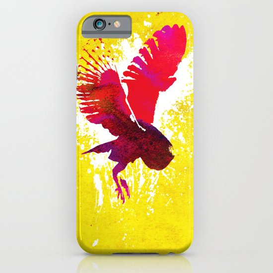 Natural Flight iPhone & iPod Case