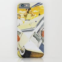 iPhone & iPod Case featuring Zapland by WeLoveHumans