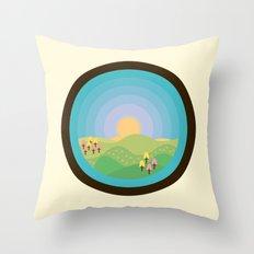 Primo Vere Throw Pillow