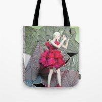 Alexander McQueen Doodle… Tote Bag