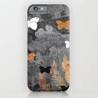 Grungy nature iPhone 6 Slim Case