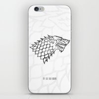 Game Of Thrones  iPhone & iPod Skin