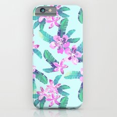 Tahitian Garden {D} iPhone 6 Slim Case