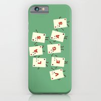 iPhone & iPod Case featuring Viva Las Vegas! by AnishaCreations