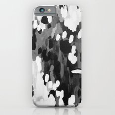 No. 68 Modern Abstract Painting iPhone 6s Slim Case