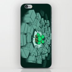 Save The Forest iPhone & iPod Skin