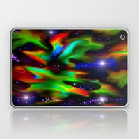 Cannibis Nebula Laptop & iPad Skin