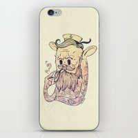Hello Sailor!! iPhone & iPod Skin