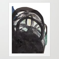 Endless 4 Art Print