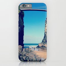 Avenue To Happiness  iPhone 6 Slim Case