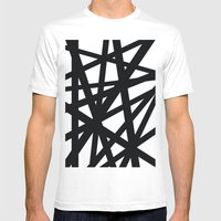 Complex   Mens Fitted Tee White SMALL