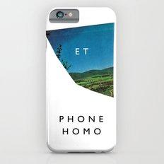 et phone homo iPhone 6 Slim Case